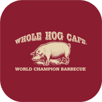 Whole Hog App Logo